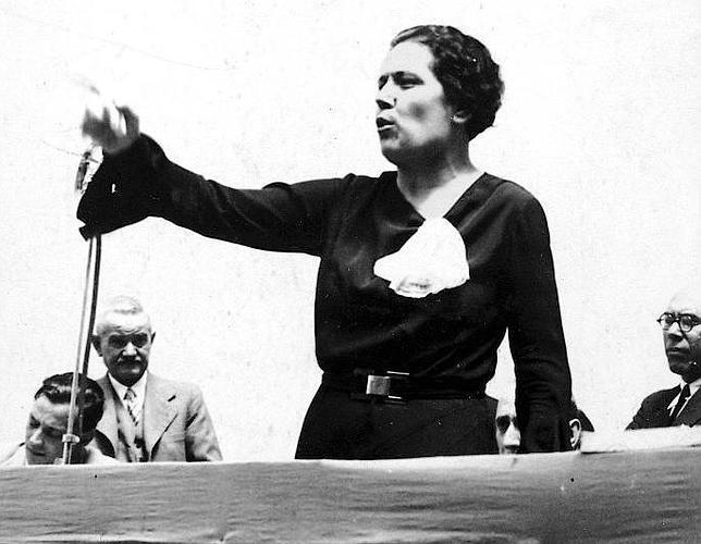 Cuando Victoria Kent no quería el voto femenino