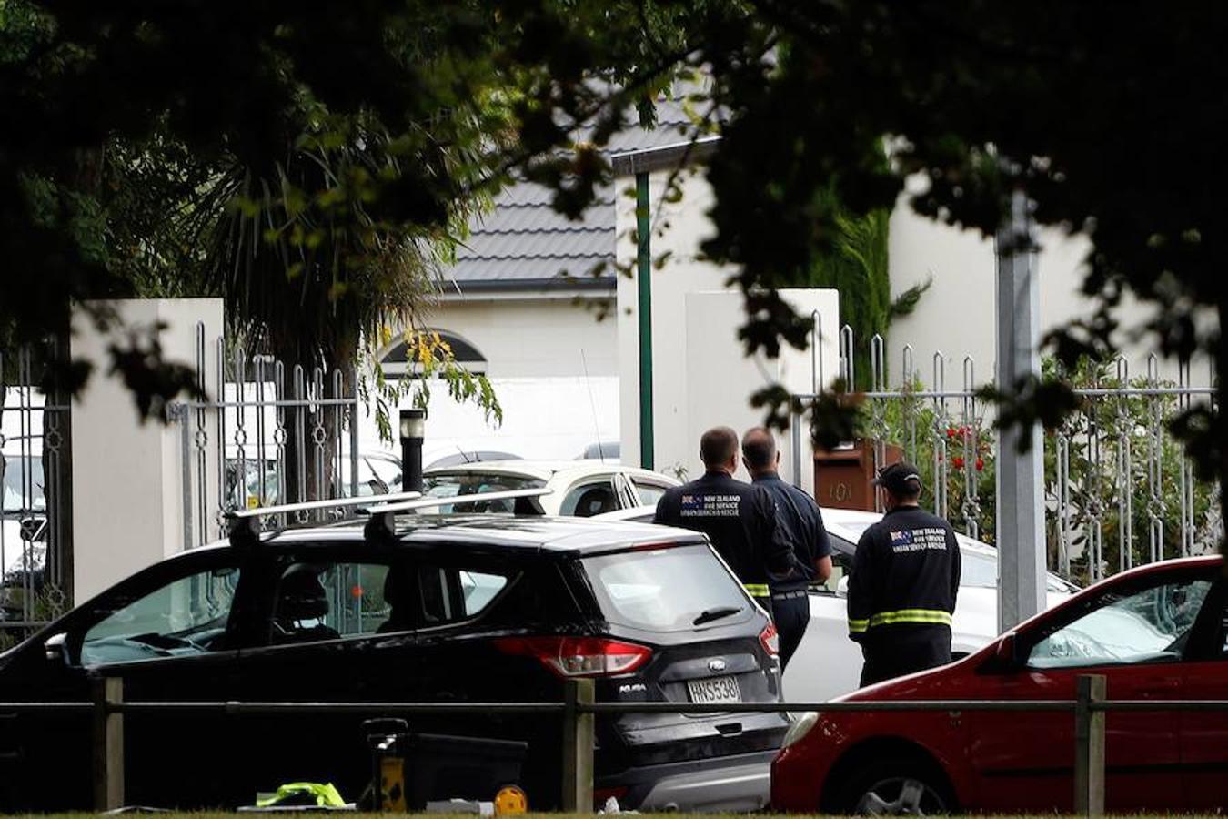 Matanza en dos mezquitas de Nueva Zelanda